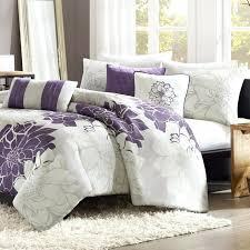 purple king size duvet covers purple and gray park 6 piece duvet cover set ii purple