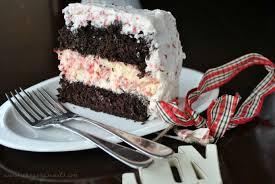 Chocolate Peppermint Cheesecake Cake Shugary Sweets