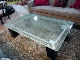 custom glass table tops glass for table top cut to size breathtaking custom glass coffee table