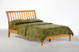 Medium Oak Bedroom Furniture Night And Day Nutmeg Platform Bed Beyond Stores