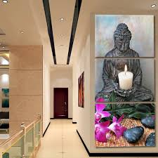 Buddhist Home Decor Compare Prices On Buddha Wall Paintings Online Shopping Buy Low