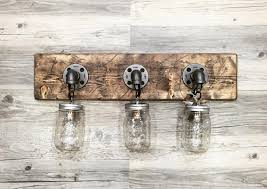 rustic bathroom vanity lights. Bathroom Vanity Lighting Mirror Bar Lights Rustic Track Fixtures 4 Light S