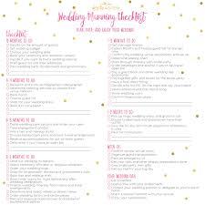 bridal checklist a 12 month wedding planning checklist kate aspen blog
