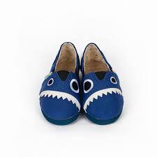 <b>Эспадрильи PAEZ</b> Monstruitos <b>Mini</b> детские Tiburon 0052, купить ...