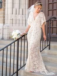 Crochet Wedding Dress Pattern Stunning Everlasting Wedding Dress Crochet Pattern