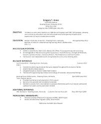 General Resume Objective Mesmerizing Entry Level Resume Objectives Objective Resume Samples Good