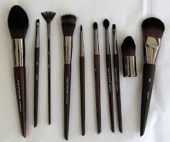our ten artisan brushes