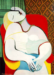 record 155m for pablo picasso famous painting la reve i have