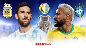 Argentina vs Brasil: Resumen, gol ...
