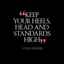 Chanel Quotes Classy Quote From Coco Chanel Via Tumblr On We Heart It