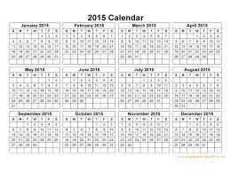 Downloadable Excel Calendar 2015 Karlapaponderresearchco