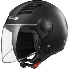 Ls2 Of562 Airflow L Matt Black Helmet
