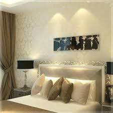 bedroom wallpaper design ideas. Silver Glitter Wallpaper Bedroom Metallic Stunning Contemporary Home Design Ideas