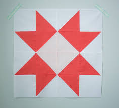 Quilt Block of the Month:The Ribbon Star Quilt Block Tutorial ... & The Ribbon Star Quilt Block Tutorial Adamdwight.com