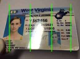 Id Cards Ids Virginia West Fake Scannable Legitfakeid wIBqPP