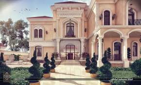 Roman Style Home Design Villa Roman Style On Behance Luxury Homes Dream Houses