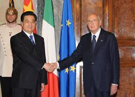 Image result for italy president