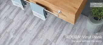 adura vinyl plank