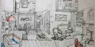 90 Interior Design Drawing Tips