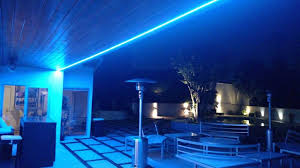 led strip lights blue