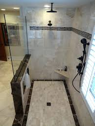 multiple shower head system spaces with built in bench built multiple shower heads multiple shower head