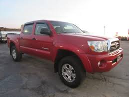 2010 Used Toyota Tacoma Double Cab V6 4WD at Carkeys Serving ...