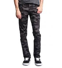 victorious camouflage skinny jeans ar169