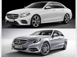 The e400 hybrid is no longer available. 2017 Mercedes Benz E Class Old Vs New Zigwheels