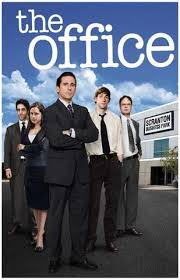 the office poster. The Office US TV Show Poster BananaRoad