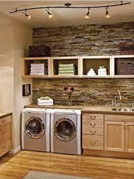 A Stylish Laundry Room