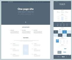 One Page Menu Template Free Modern One Page Bistro Menu Template On One Page Vertical Menu