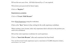 Resume Build A Good Resume Beautiful Simple Resume Maker
