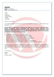 A Proper Cover Letters Marketing Sample Cover Letter Format Download Cover Letter