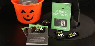 Halloween Business Cards Candy Business Cards Remindermedia