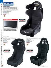 Sparco Circuit Light Gpr Motorsport Equipment Catalogue 2009 Part 1 By James