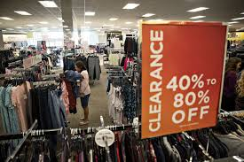at j c penney s are down and losses are mounting as the department chain tries again to win over the suburban moms that it has repeatedly