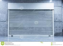 Schließen Sie Tür Fensterläden Automatische Die
