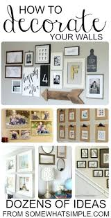 wall decor groupings best hanging arrangements ideas on dozens of hangings  decorations