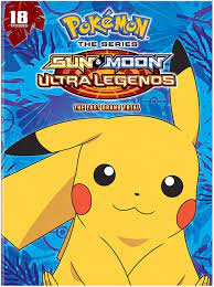 Pokémon the Series: Sun & Moon - Ultra Legends: The Last Grand Trial (DVD):  Amazon.ca: Various, Various: Movies & TV Shows