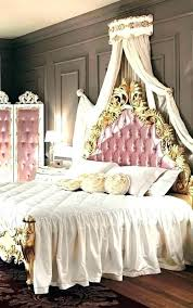 White And Gold Bedroom Decor Pink Room Decorating Small Design Ideas ...