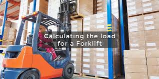 Forklift Load Chart Formula Calculating The Load For A Forklift H F Lift Trucks