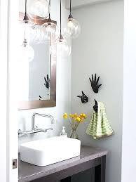 bathroom pendant lighting lights unique towel holder height bathroom pendant lighting
