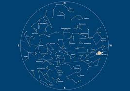Constellation Chart Constellations Map Download Free Vectors Clipart Graphics