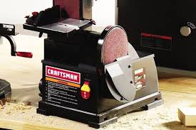 craftsman belt and disc sander. incredible craftsman 21514 bench top belt disc sander review sanders image and