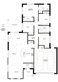 house plan australian plans interior design modern small south australia floor 3
