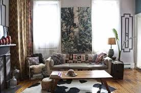 Small Picture Boho Chic Home Decorating Ideas from Fashion Designer Gretchen Jones