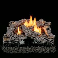 lost river 24inch gas log set split log