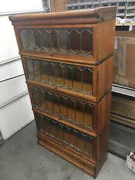 bookcases leaded glass bookcase vatican
