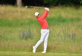 Golf Club at Scottish Open