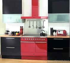 black and red kitchen designs. Red And Black Kitchen Decor White Theme Designs B